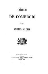 Código de comercio de la República de Chile