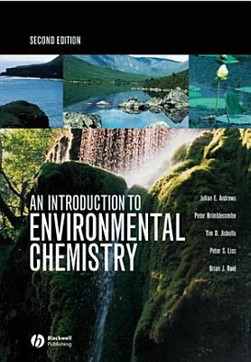 An Introduction to Environmental Chemistry PDF