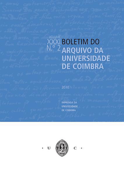 Boletim do Arquivo da Universidade de Coimbra Vol. 31, Nº 2