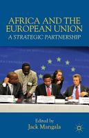 Africa and the European Union PDF