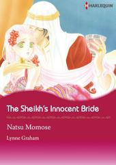 THE SHEIKH'S INNOCENT BRIDE: Harlequin Comics