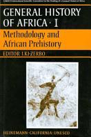 Methodology and African Prehistory PDF
