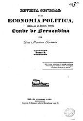 Revista general de la economia política, 3