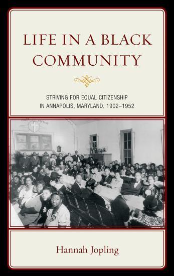 Life in a Black Community PDF