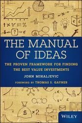 The Manual Of Ideas Book PDF