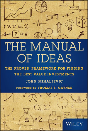 The Manual of Ideas PDF