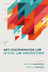 Anti Discrimination Law in Civil Law Jurisdictions PDF