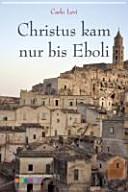 Christus kam nur bis Eboli PDF