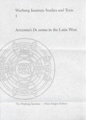 Download Avicenna s De Anima in the Latin West Book