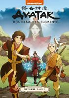 Avatar   Der Herr der Elemente 5  Die Suche 1 PDF
