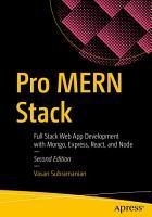 Pro MERN Stack PDF