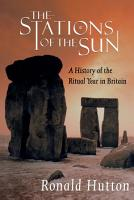 Stations of the Sun PDF