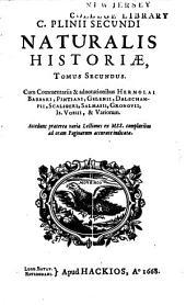 Naturalis historiae: tomus primus[-tertius], Volume 2