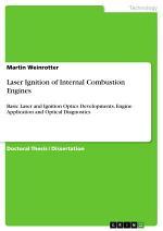 Laser Ignition of Internal Combustion Engines