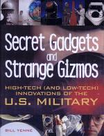 Secret Gear, Gadgets, and Gizmos