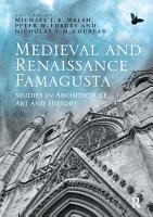 Medieval and Renaissance Famagusta PDF