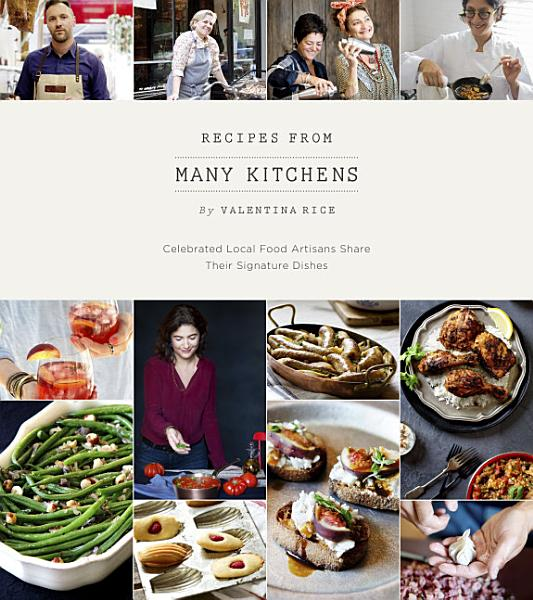 Download Recipes From Many Kitchens Book