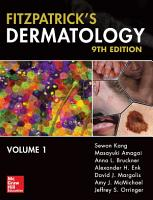 Fitzpatrick s Dermatology  Ninth Edition  2 Volume Set  EBOOK  PDF