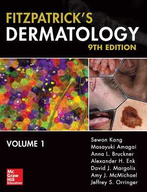 Fitzpatrick s Dermatology  Ninth Edition  2 Volume Set  EBOOK  PDF
