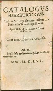 Catalogus Haereticorum