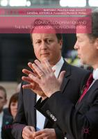 Conflict  Co operation and the Rhetoric of Coalition Government PDF