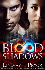Blood Shadows Book