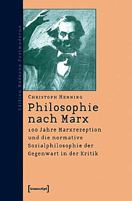 Philosophie nach Marx PDF