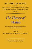 The Theory of Models PDF
