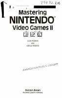 Mastering Nintendo Video Games II PDF