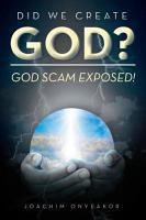 Did We Create God  PDF