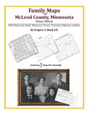 Family Maps of Mcleod County, Minnesota, Deluxe Edition