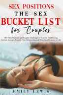 Sex Positions for Couples PDF