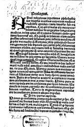 Consolatorium timoratae conscientiae venerabilis fratris Johannis Nider sacrae theologiae professoris eximii de ordine Praedicatorum