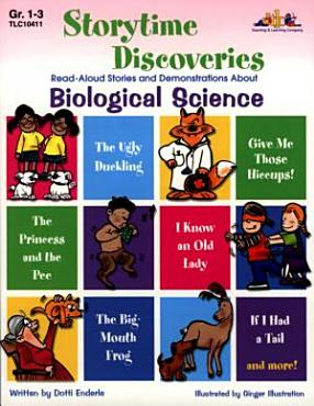 Storytime Discoveries  Biological Science  eBook  PDF