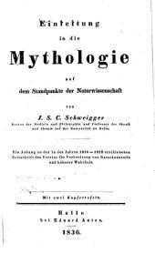 Einleitung in die Mythologie auf dem Standpunkte der Naturwissenschaft