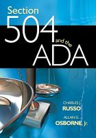 Section 504 and the ADA PDF