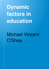 Dynamic Factors in Education