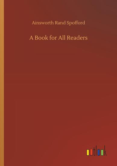A Book for All Readers PDF