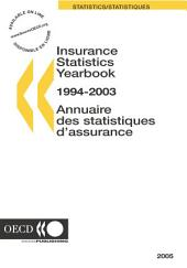Insurance Statistics Yearbook 2005