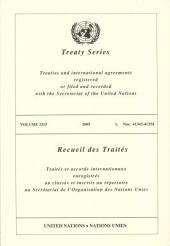 Treaty Series 2315: I. 41342-41354