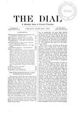 The Dial: Volume 3; Volume 6; Volume 10