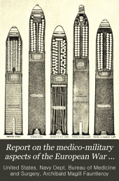 Report on the Medico-military Aspects of the European War: From Observations Taken Behind the Allied Armies in France