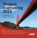 Forensic Engineering 2012