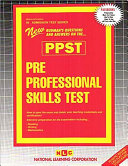 New Rudman's Questions and Answers on The-- PPST, Pre Professional Skills Test