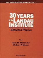 30 Years of the Landau Institute PDF