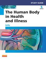Study Guide for the Human Body in Health and Illness PDF