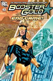 Booster Gold (2008-) #43