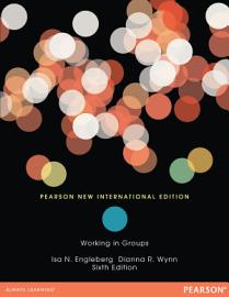 Working In Groups Pearson New International Edition