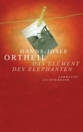 Das Element des Elephanten: Wie mein Schreiben begann