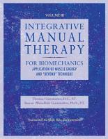 Integrative Manual Therapy for Biomechanics PDF